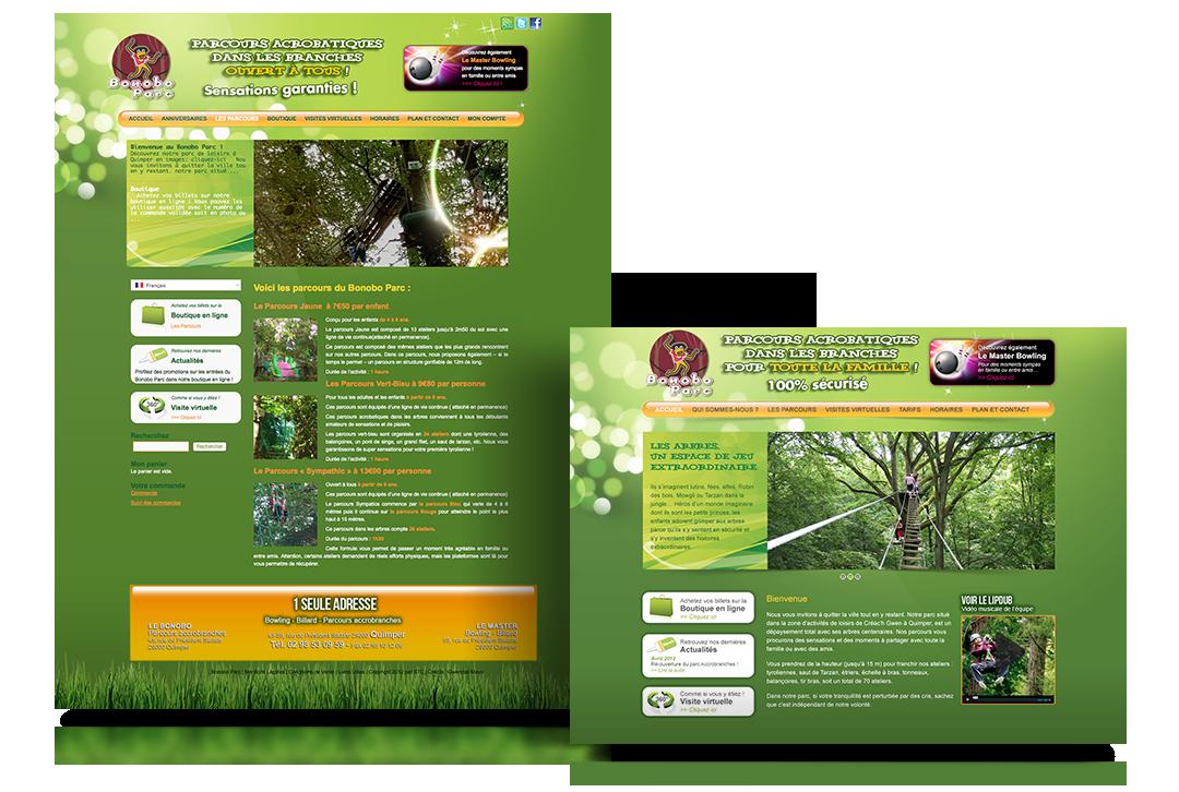 Bonobo parc Quimper
