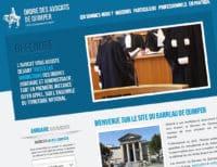 order des avocats quimper site web travers