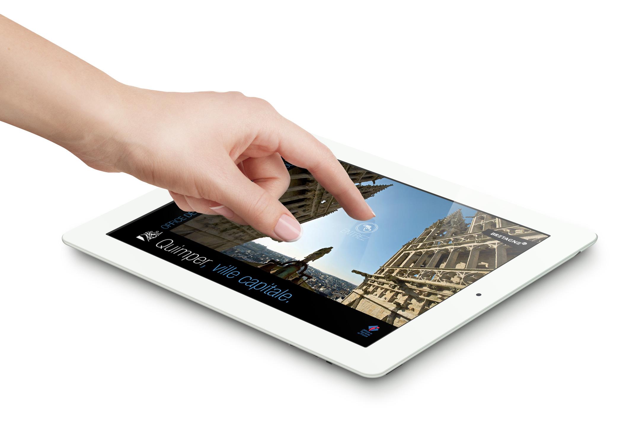 iMagazine application ipad