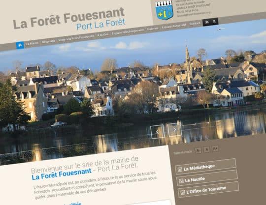 Mairie de la Forêt-Fouesnant
