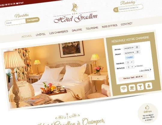 Hôtel Gradlon*** à Quimper