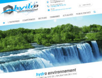 hydroenvironnement site web travers