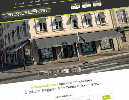 immoplus 29 site web travers