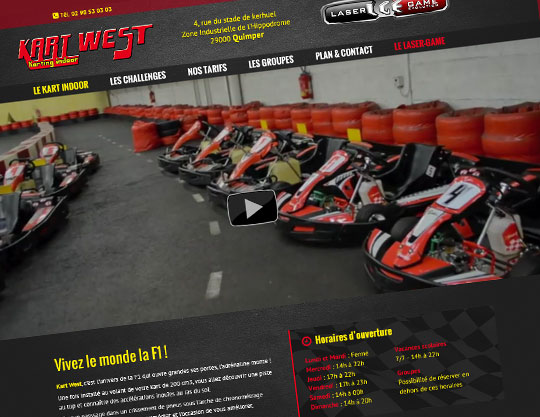 Kart West Indoor