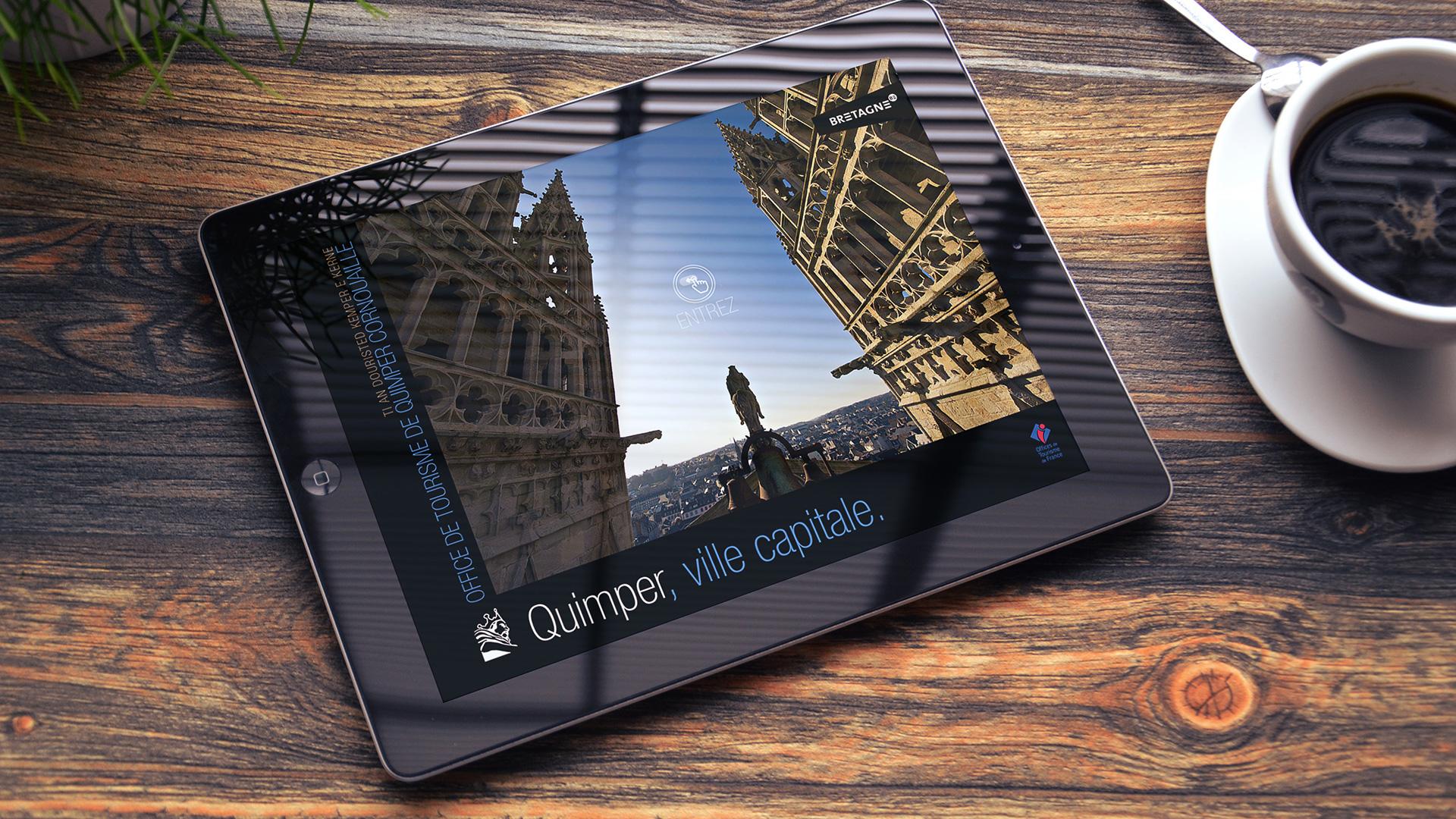 iMagazine Quimper Cornouaille
