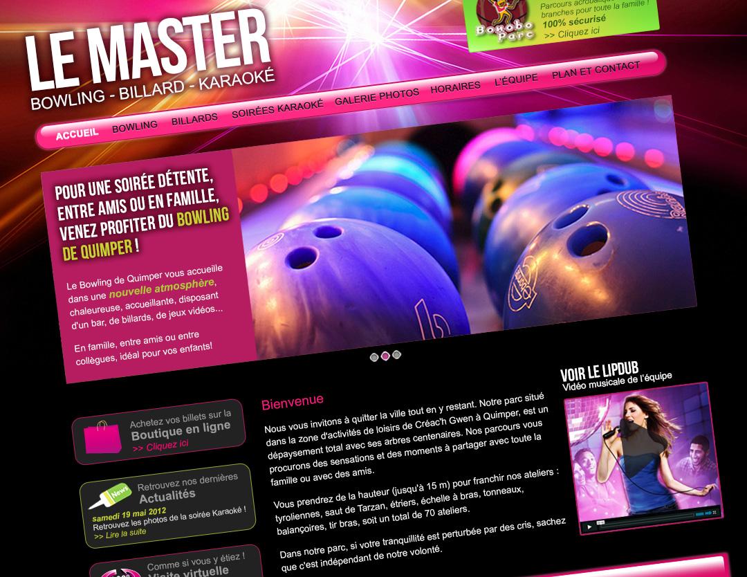 Master Bowling