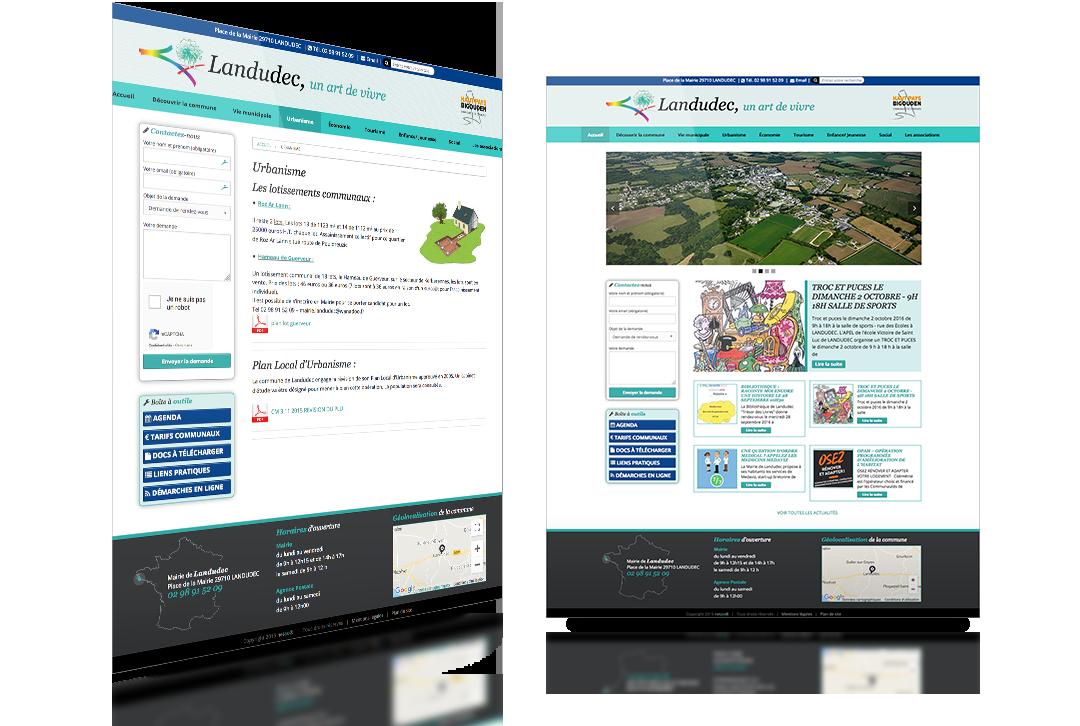 landudec site web
