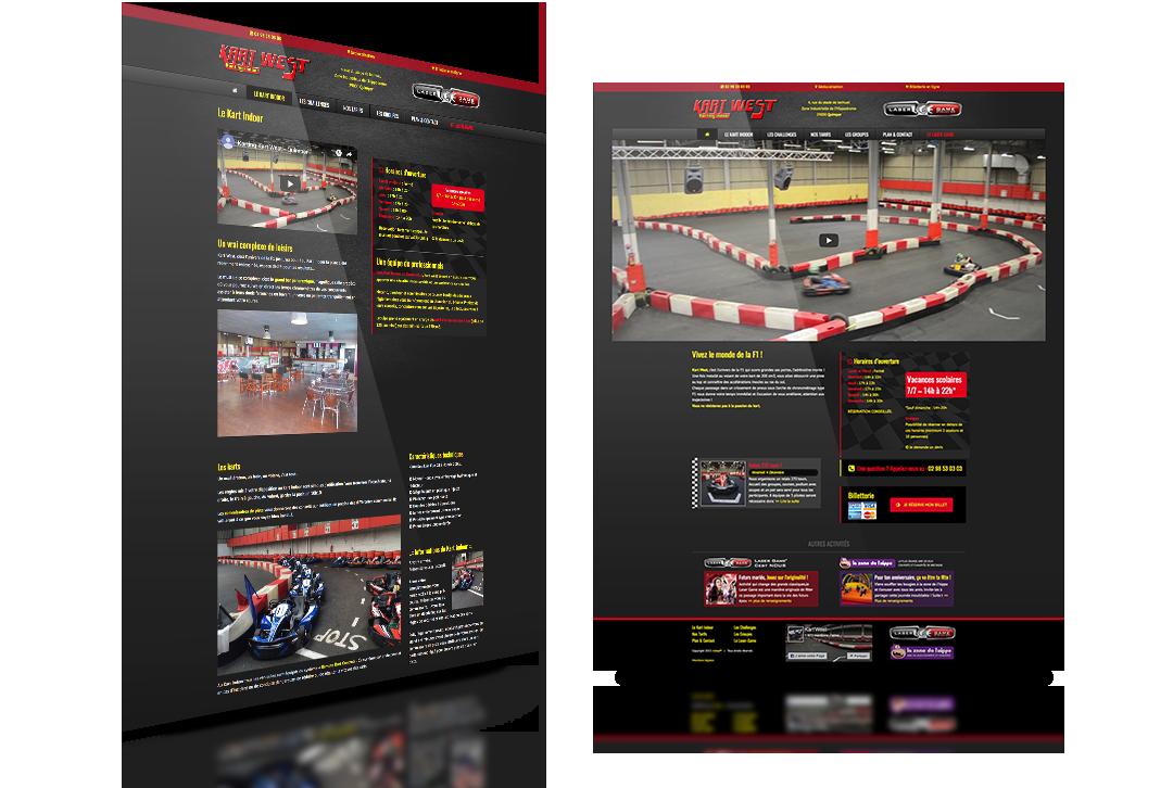 kart west site web