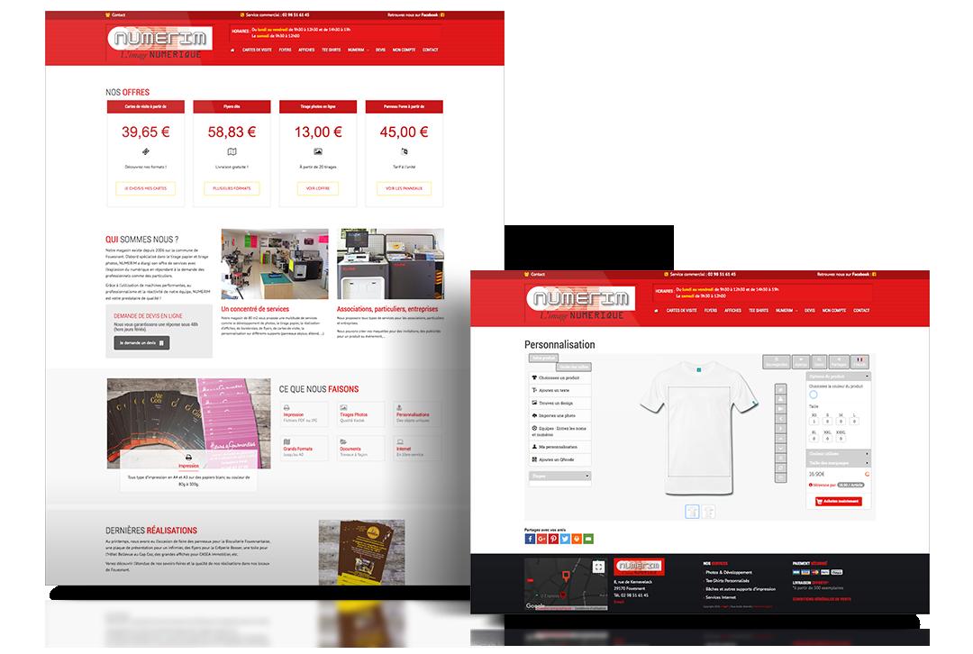 numerim site web