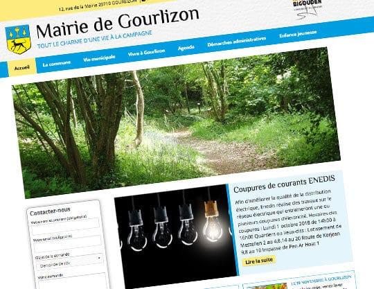 Mairie de Gourlizon