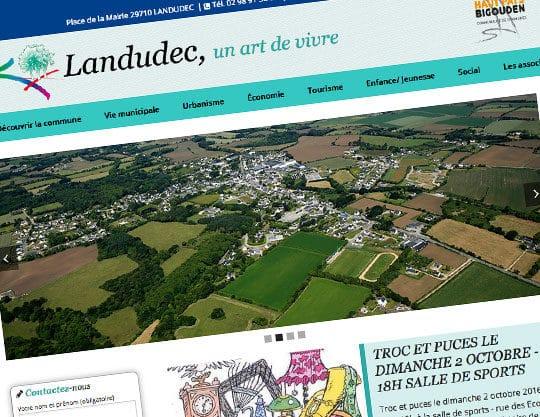 Mairie de Landudec