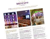 Hôtel Mercure**** Quimper Centre