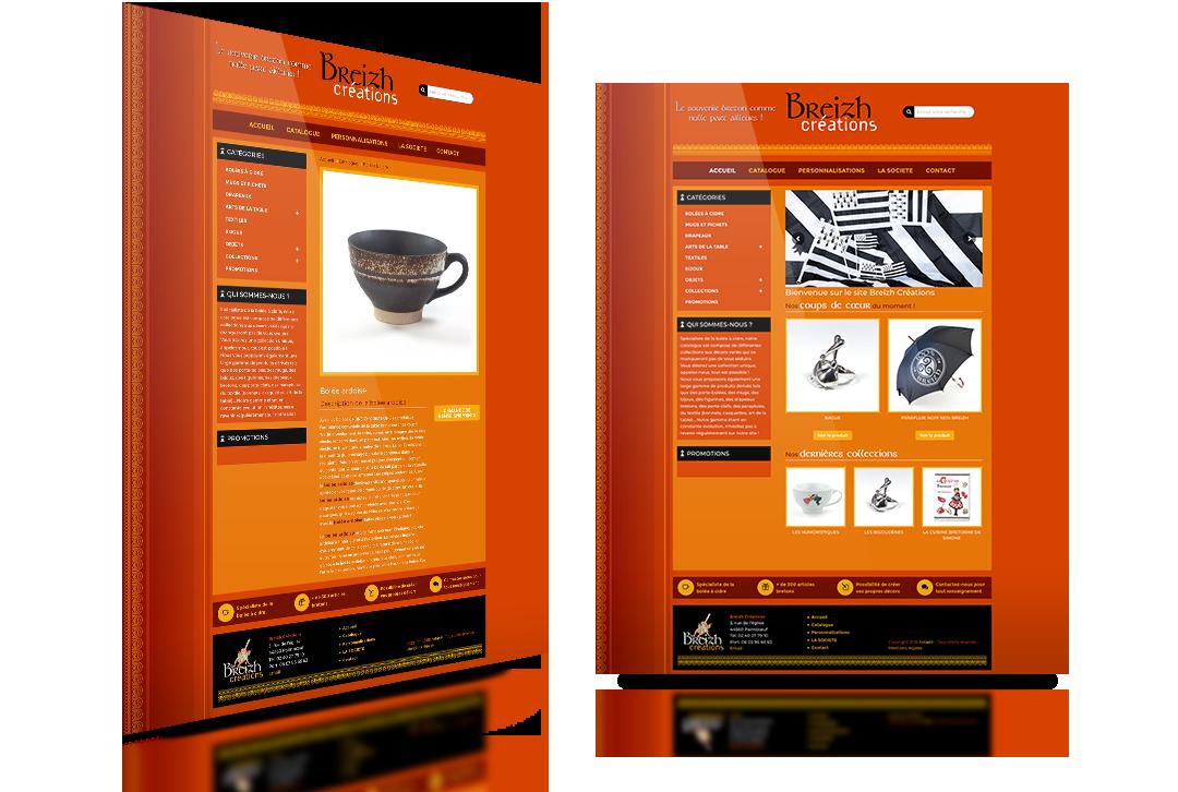 breizh création site web