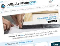 pellicule photo site web travers
