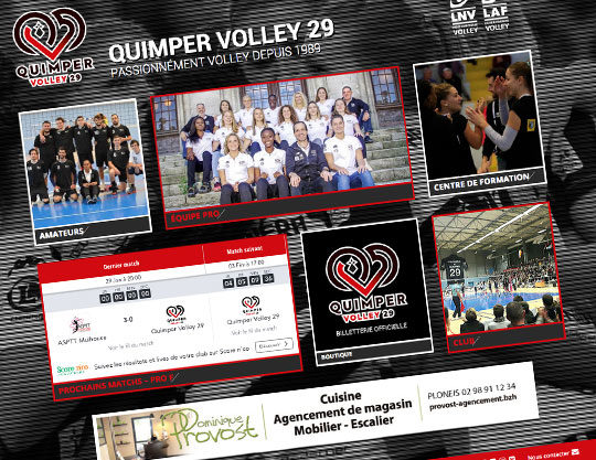 Quimper Volley 29 Elite