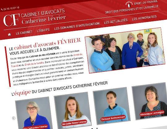 Cabinet d'avocats Février
