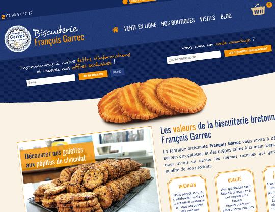 Biscuiterie François Garrec