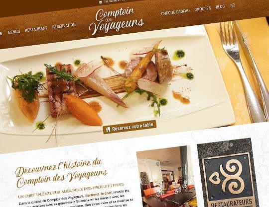 Restaurant Comptoir des Voyageurs