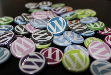 Badge WordPress