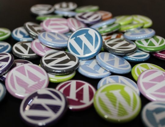 Badge WordPress