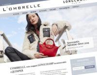 L'Ombrelle, revendeurs Longchamp à Quimper