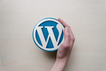 logo site internet wordpress