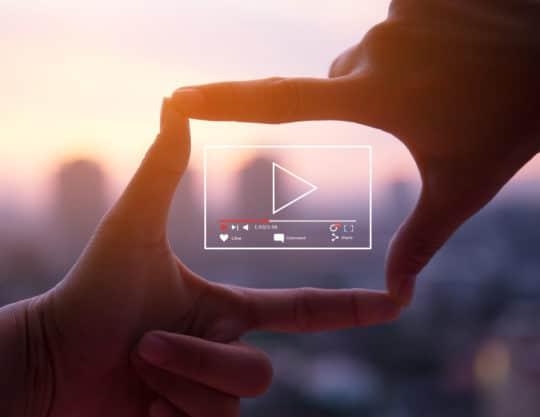 visuel création de video