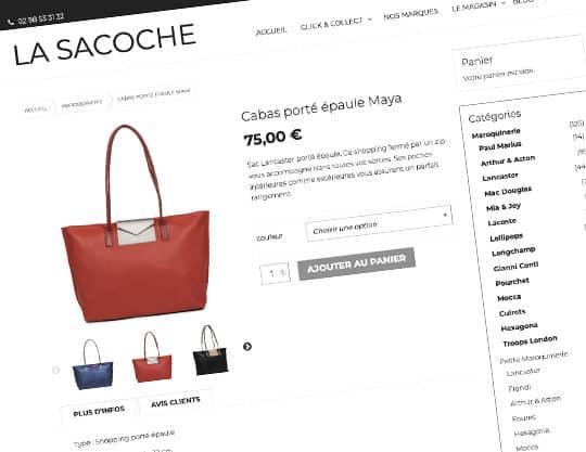 La Sacoche Click & Collect