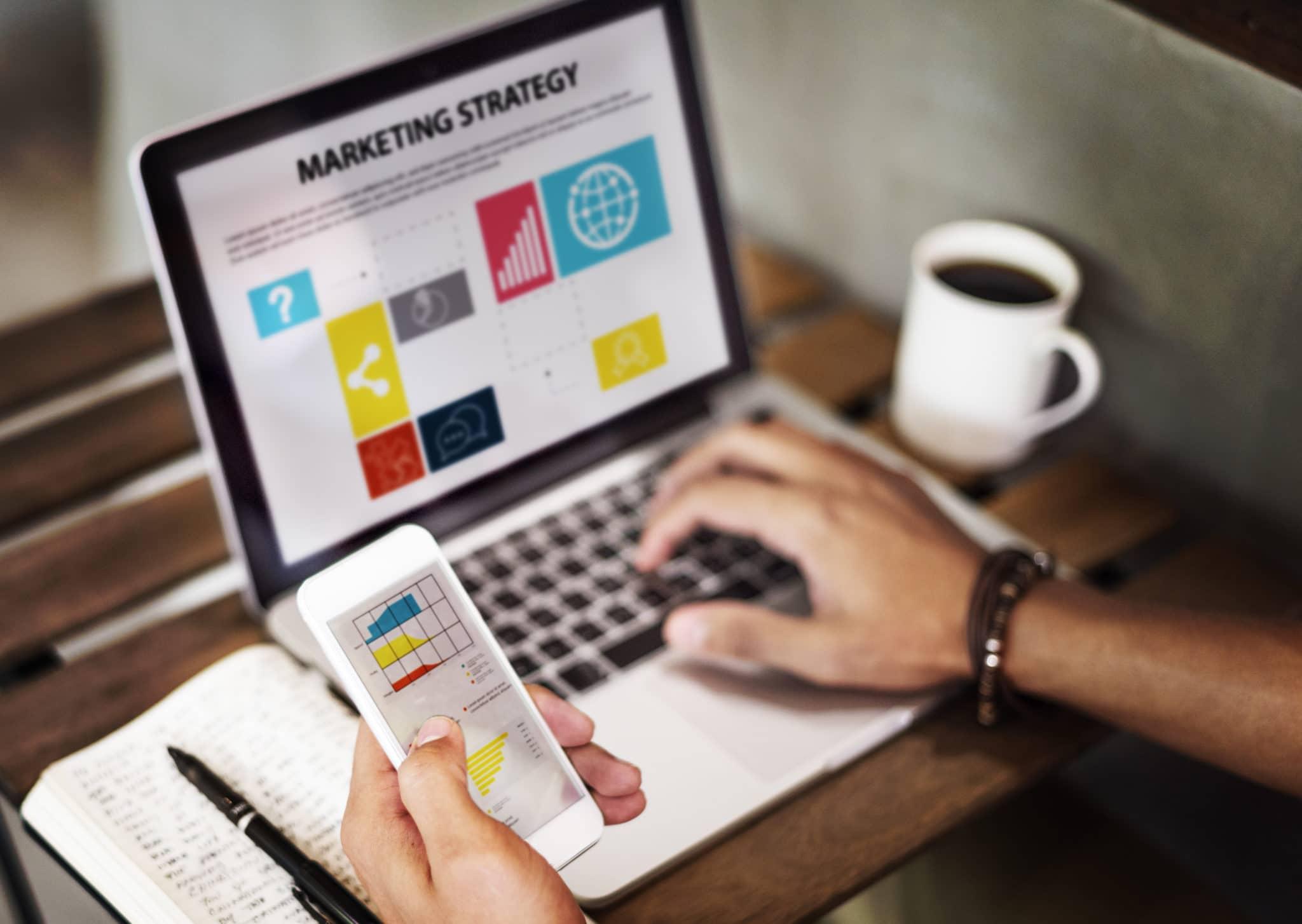 Préparation audit webmarketing