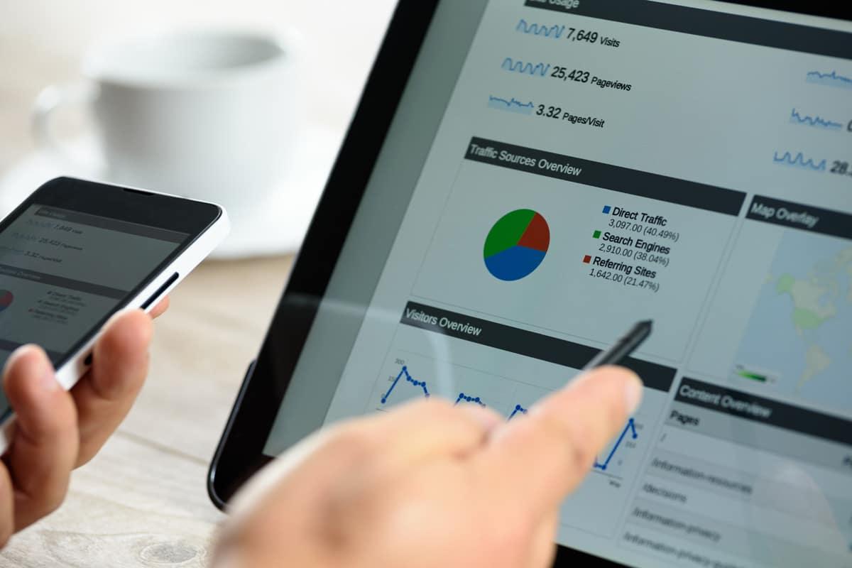 statistique google my business